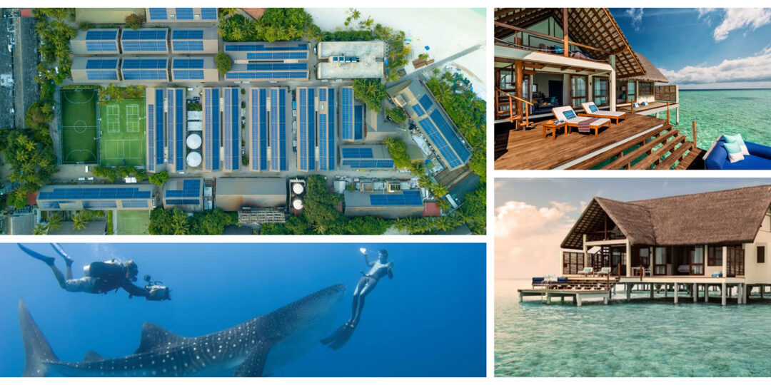 Maldives' Four Seasons at Landaa Giraavaru Flips the Switch on 3,105 Solar Panels