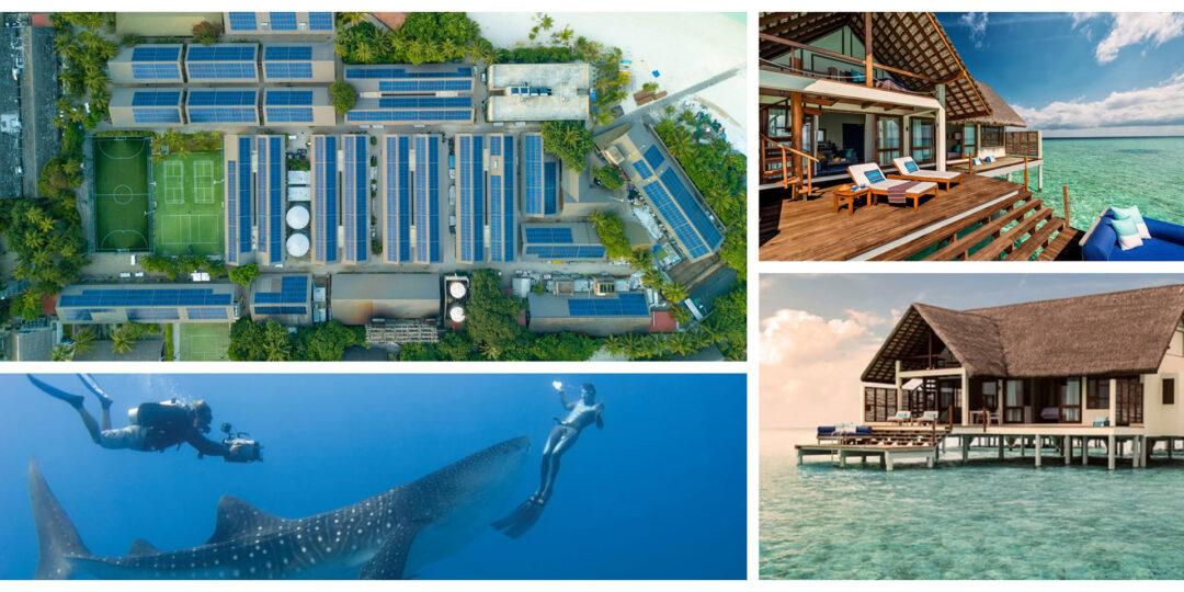 Maldives' Four Seasons at Landaa Giraavaru Flips the Switch on 3,105 Solar Panels