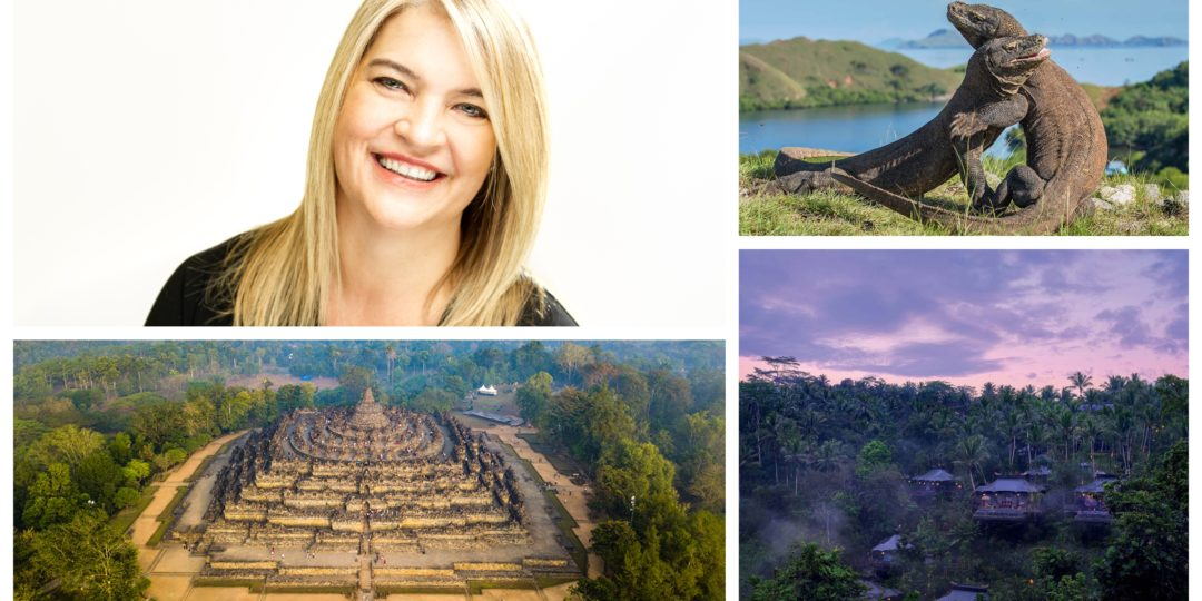 Victoria Hilley on Summer Adventures Through Indonesia