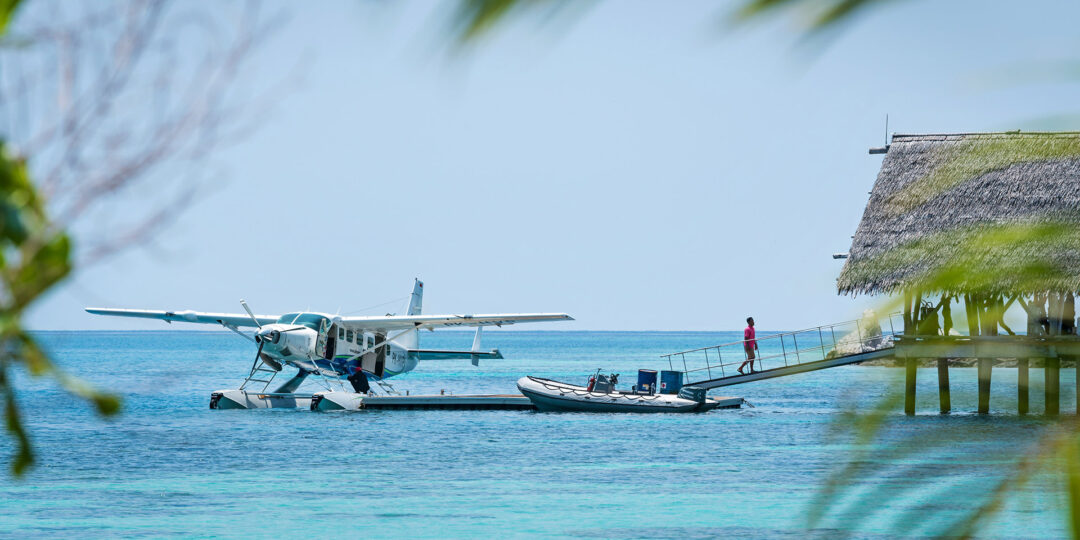 Bawah Adds Second Seaplane to Run Seven Days a Week