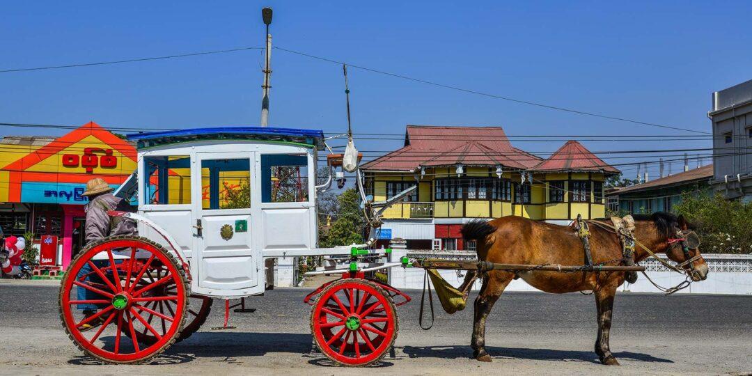 Pyin Oo Lwin: An English Town in Burma