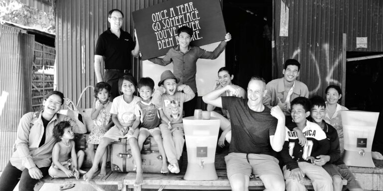 Bill Bensley on the Shinta Mani Foundation and How to Travel and Give Back