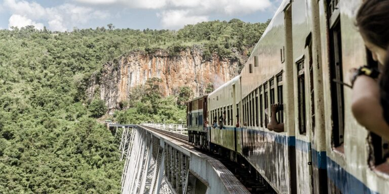 Theroux in Southeast Asia: Revisiting The Great Railway Bazaar