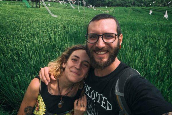 Anna Elisa Sida and Matteo Maimone