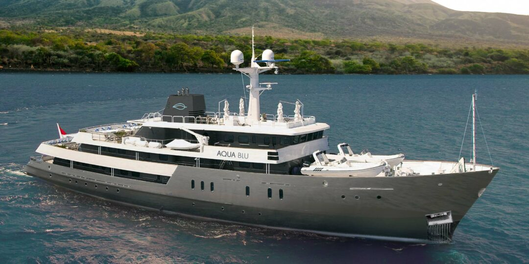 Aqua Expeditions Announces 3 New Indonesia Cruise Destinations with the Aqua Blu