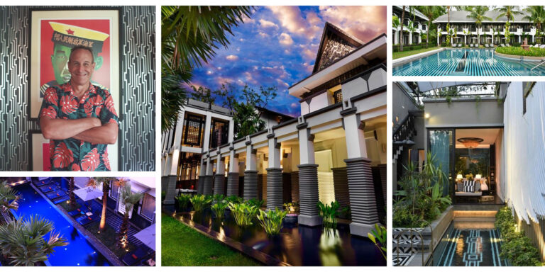 The Bill Bensley Trail: Shinta Mani Angkor