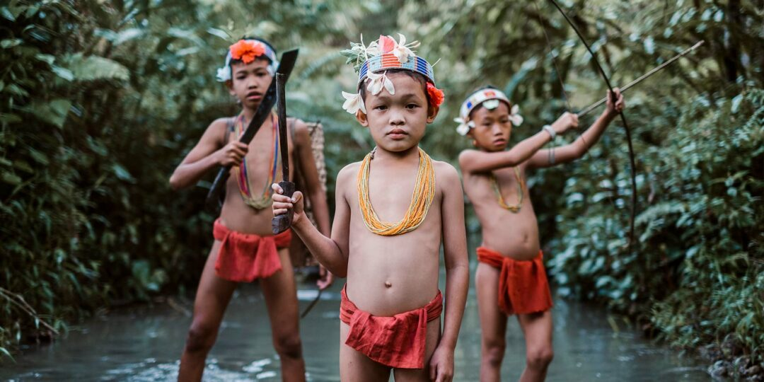 Shooting the Mentawai: The Spirit of a Sumatra Tribe