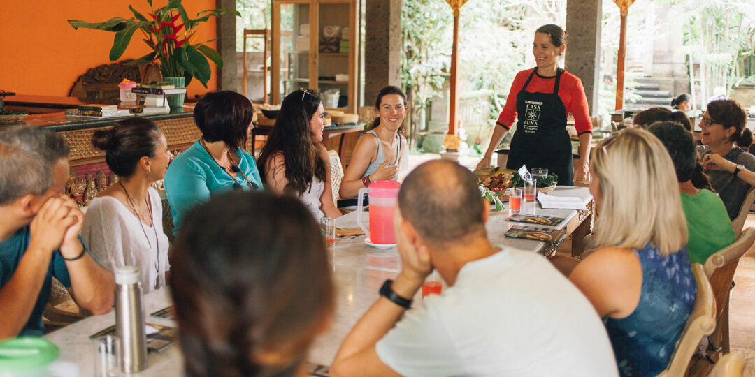 Bali: Learning to Cook on the Islands of the Gods
