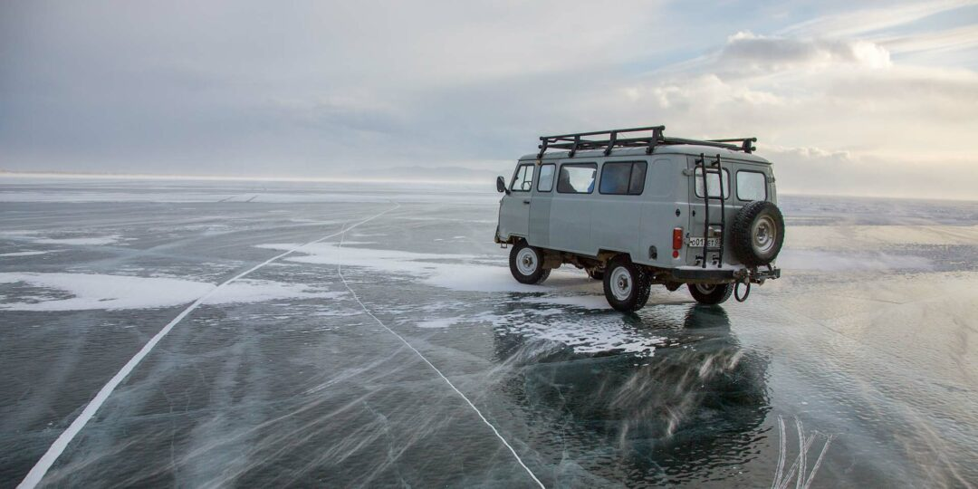 Remote Lands Cold Winter Pick: Lake Baikal for the Adventure