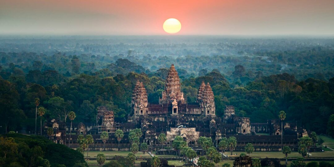 Rediscovering the Mysteries of Angkor Wat