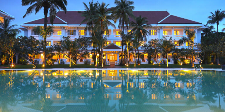 Temple of Luxury Reborn: Inside Raffles Grand Hotel d'Angkor in Siem Reap